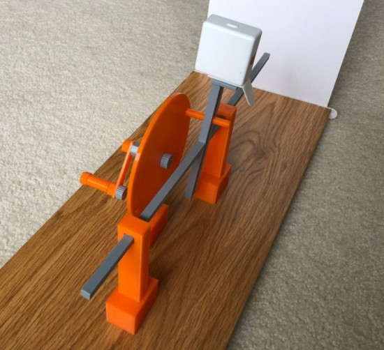 3D Printed Simple Harmonic Motion Machine